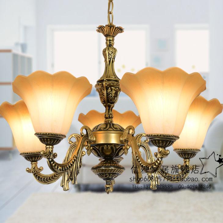 吊灯 欧式灯 田园灯田园风格吊灯 客厅灯 卧室灯 地中海灯 特价灯