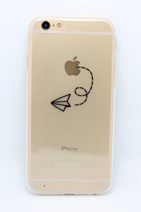iphone纸飞机图标