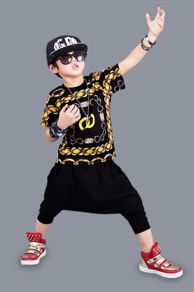 儿童爵士舞服装搭配