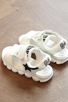 图图男童凉鞋