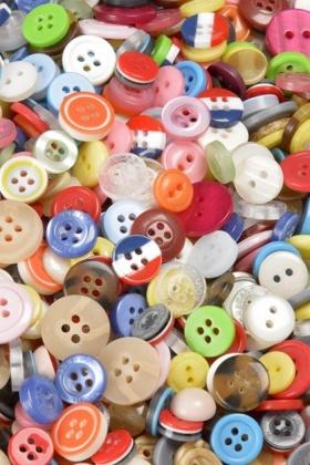 儿童手工DIY纽扣花贴画制作材包$18.9-小包手工小制作搭配图片 小
