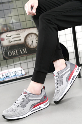 夏季运动鞋男气垫鞋搭配图片 夏季运动鞋男气垫鞋怎么搭配 夏季运动