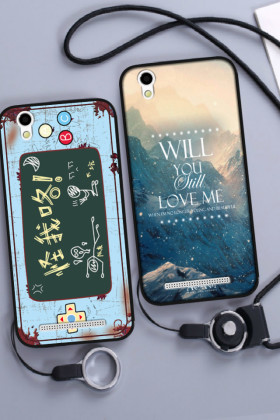金立f103手机壳f103s浮雕gn5001挂绳金立s5软套$13.8-G3手机壳卡
