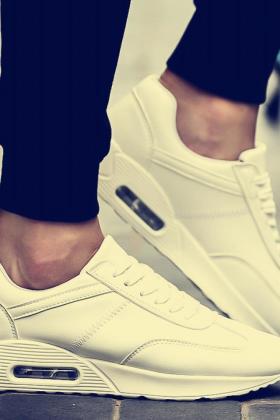 韩版气垫鞋男夏搭配图片 韩版气垫鞋男夏怎么搭配 韩版气垫鞋男夏如