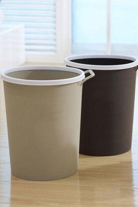 创意卫生间垃圾桶简约可爱厨房客厅家用纸篓可手提带压圈垃圾筒