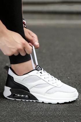 运动鞋子男夏气垫鞋搭配图片 运动鞋子男夏气垫鞋怎么搭配 运动鞋子