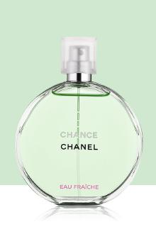 香奈儿绿色邂逅持久淡香清新女士香水规格可选$648-专柜正品香水
