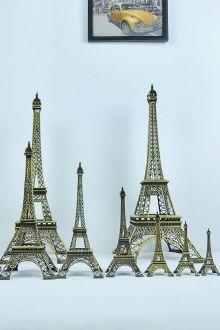 埃菲尔铁塔模型家居饰品客厅创意生日礼物小摆设装饰品摆件$8.38-图片