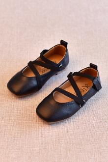【韩童馆】2017秋季新款女童皮鞋韩版儿童公主鞋单鞋休闲童鞋$49-