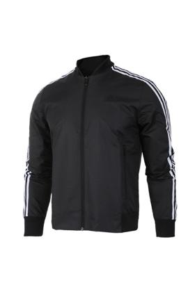 阿迪达斯运动服外套搭配图片 阿迪达斯运动服外套怎么搭配 阿迪达斯运动服外套如何搭配 爱蘑菇街