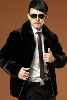 鄂尔多斯水貂大衣