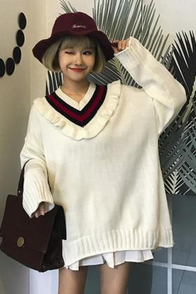毛衣蝙蝠衣搭配图片_毛衣蝙蝠衣怎么搭配_毛