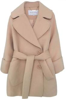 衣女中长款加厚西装领宽松毛呢秋冬款风衣外套$126-哥弟羊绒大衣图片