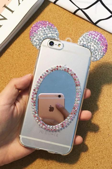 3C数码配件 手机保护套 壳 手机数码 手机配件 白色香蕉 蘑菇街优店图片