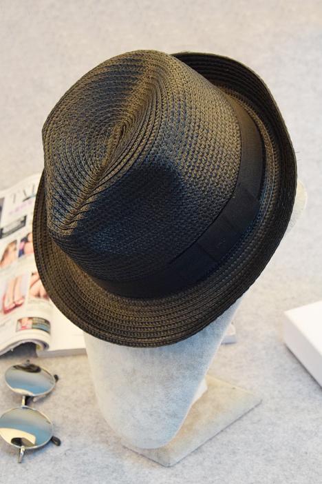 时尚休闲女士韩版复古沙滩帽休闲帽子