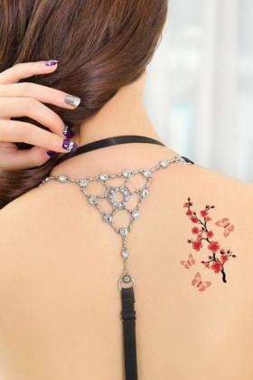 韩国纹身手绘图女