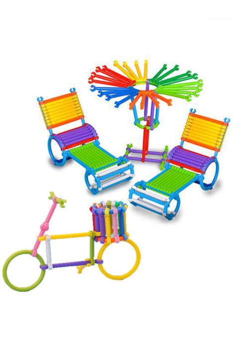 母婴 积木 拆装 串珠 拼图 配对玩具 建构 拼插积木 玩具 模型 动漫 早教