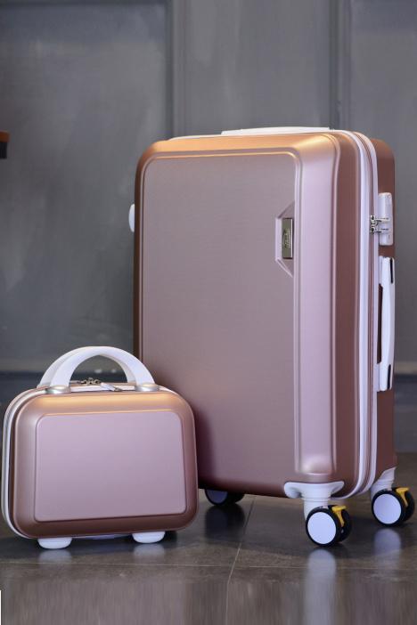 手提箱子小鞋袋 可套拉杆上的包 旅行拉杆箱上的收纳包行李箱