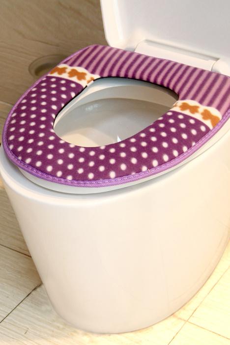 马桶垫粘贴式通用防水马桶套马桶座圈卡通图案