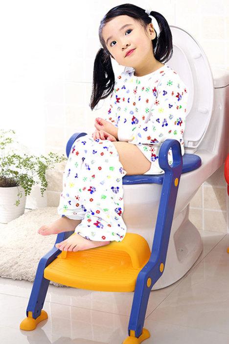 【儿童坐便器婴儿坐便椅男女宝宝马桶梯小孩马桶圈座