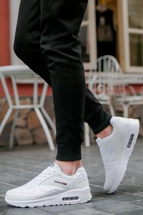 韩版气垫鞋男潮版搭配图片 韩版气垫鞋男潮版怎么搭配 韩版气垫鞋男