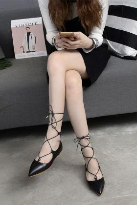 豆豆鞋女韩版潮夏搭配图片 豆豆鞋女韩版潮夏怎么搭配 豆豆鞋女韩版