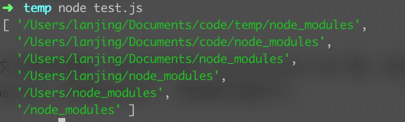 module.paths